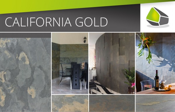 California Gold - ROCK